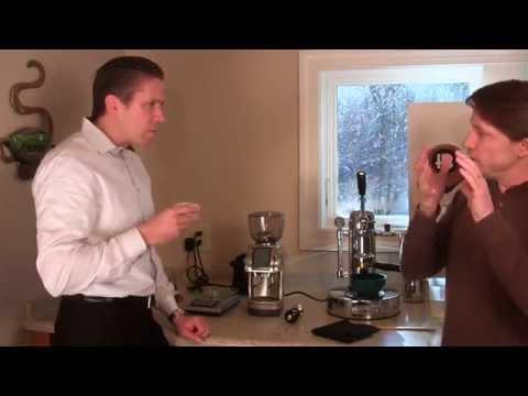 Newbie Introduction to Espresso – Lever Espresso Machines