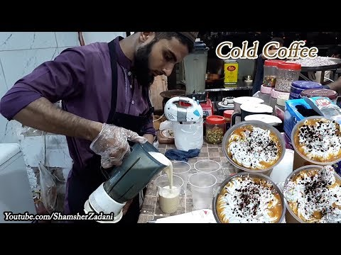 Creamy Iced Coffee | How to Make Cold Coffee | Summer Drink Recipe