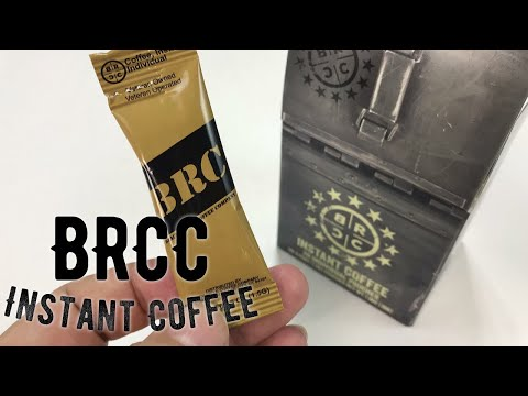 Black Rifle Coffee Company Instant Sticks Coffee Review