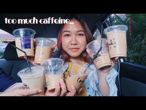 TRYING EVERY COFFEE SHOP IN BINTARO