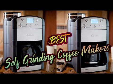 Best Self Grinding Coffee Maker Reviews 2019 | Top 10 Self Grinding Coffee Makers