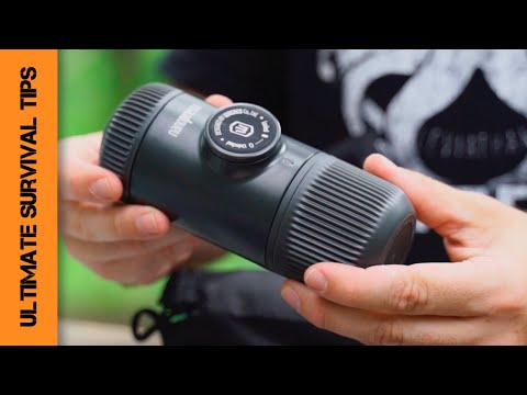 WACACO Nanopresso – Review – Best Portable Camping Coffee Maker Challenge PART 1