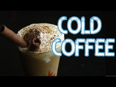 Cold Coffee | Cold Coffee Recipe | Summer Drinks Recipe