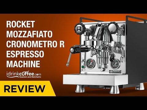 Rocket Mozzafiato Cronometro R (timer) Espresso Machine