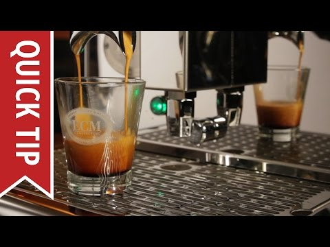 Espresso Technique Basics: How to Dial in Shots