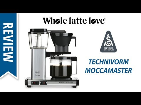 Review: Technivorm Moccamaster at Specialty Coffee Expo 2018