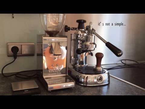 la pavoni tutorial – how to prepare a perfect espresso