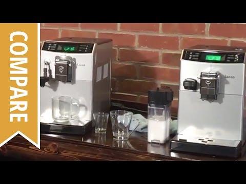 Compare: Saeco Minuto Espresso Machines