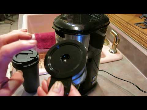 Sboli Single Cup Coffee Maker Demo