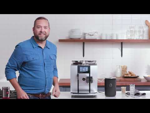Espresso machine review: Jura GIGA 6 Fully Automatic Espresso Machine