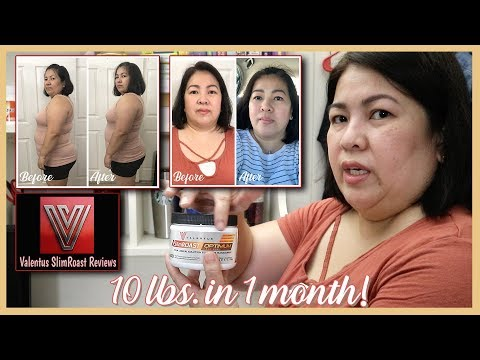 VALENTUS SLIMROAST COFFEE REVIEW  | MY WEIGHT LOSS JOURNEY | VLOG #45