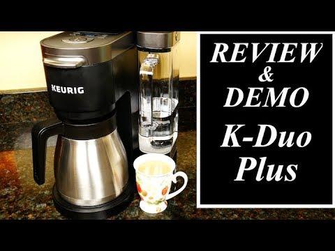 Keurig K-Duo Plus Review and Demo
