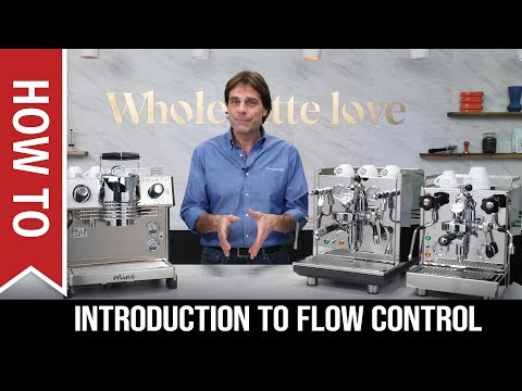 How To: Intro to Flow Control for Espresso Extraction and E61 FCD Calibration
