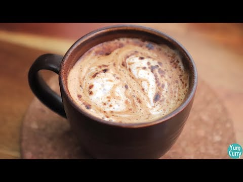 Cappuccino Without Coffee Machine – Homemade Cappuccino Coffee Recipe