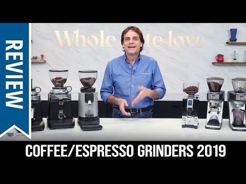 Favorite Coffee and Espresso Grinders of 2019