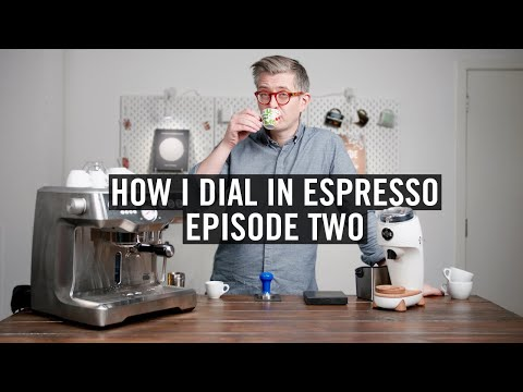 How I Dial In Espresso – Episode 2