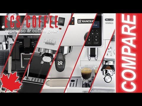 Top 6 Espresso Machines under $1000   2019!