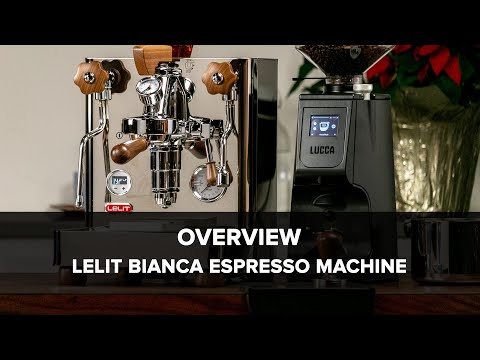 Lelit Bianca Espresso Machine Overview