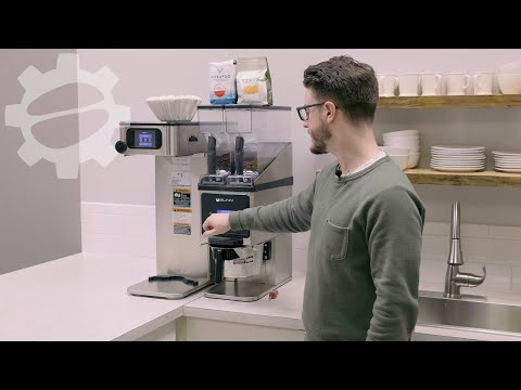 BUNN MHG Coffee Grinder | Commercial Crew Review