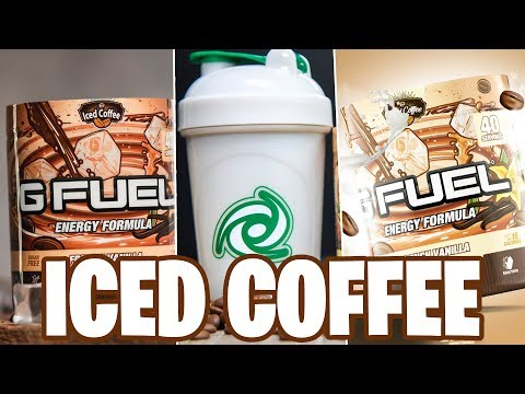 "NEW G-FUEL "" FRENCH VANILLA ICED COFFEE"" FIRST UNBOXING AND LOOK! – NEW G-FUEL FLAVOR UNBOXING!"