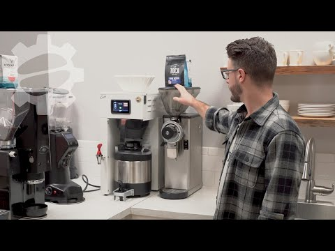 Bunn GVH Coffee Grinder   Commercial Crew Review