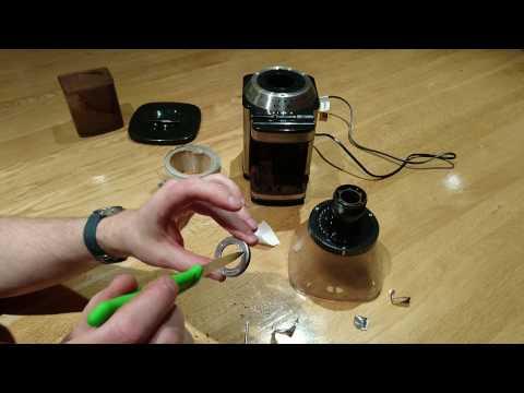 Modify a Cuisinart Coffee Grinder Burr For Finer Espresso
