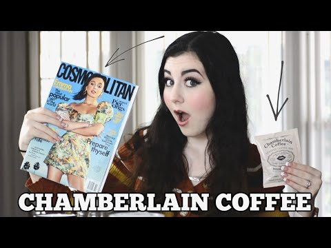 EMMA CHAMBERLAIN COFFEE REVIEW