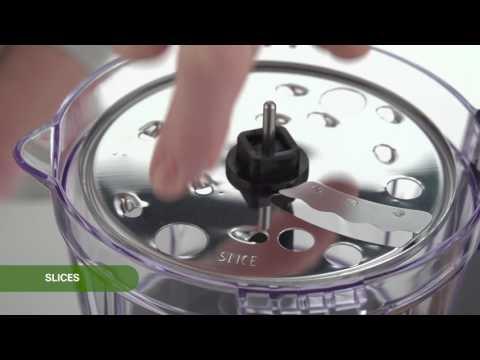 Hamilton Beach® Stack & Snap™ Compact Food Processor 70510