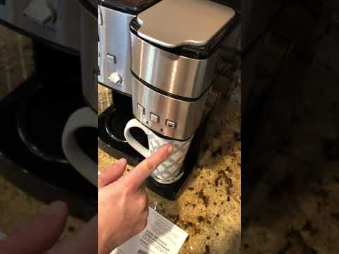 """How to clear the red """"clean"""" light on Cuisinart Coffee Center (SS-15 Series)"""