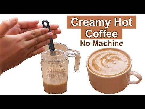 Coffee Recipe   Coffee Recipe Without Machine   How To Make Creamy Hot Coffee Without Machine