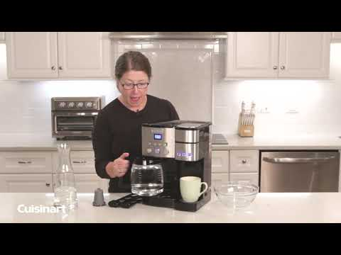 Cuisinart® | How to Clean your Coffeemaker! SS-15