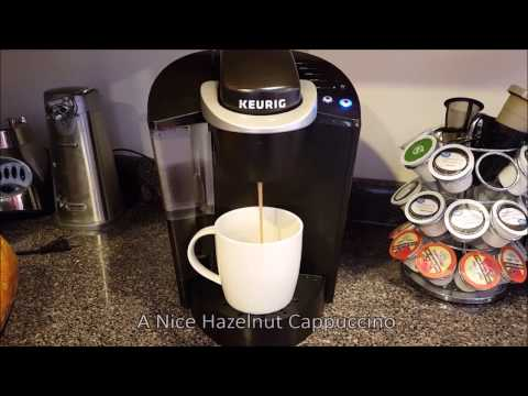 Keurig K50 Coffee Maker Unboxing & Initial Run