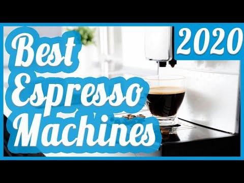 Best Espresso Machine To Buy In 2020