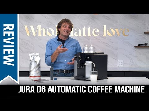 Review: Jura D6 Automatic Coffee Machine