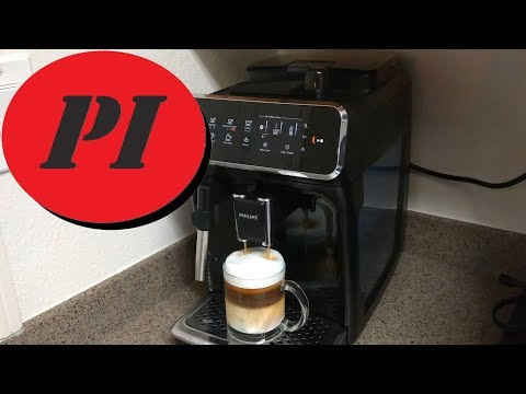 Philips 3200 Espresso Machine Product Impressions and Review