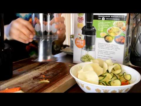 Hamilton Beach 3-in-1 Electric Spiralizer review