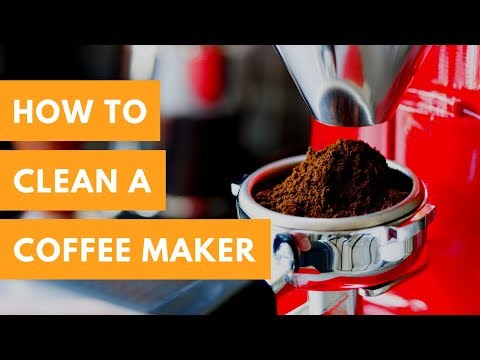 How to Clean a Bunn Commercial Coffee Maker