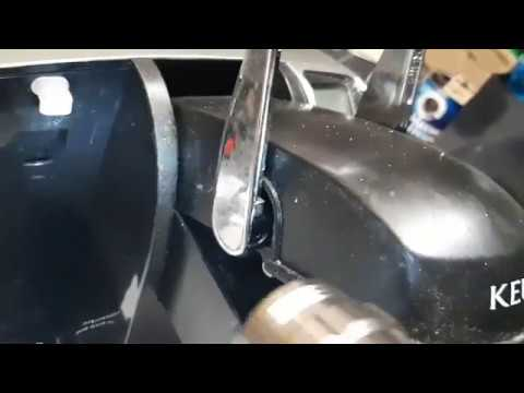 Keurig doesn't brew a full cup. How to clean check valve