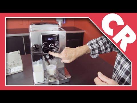 Delonghi ECAM 25462S Magnifica S Cappuccino | Crew Review