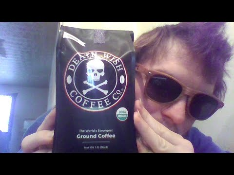 Good Morning | Death Wish Coffee Review |  The Worlds Strongest Ground Coffee