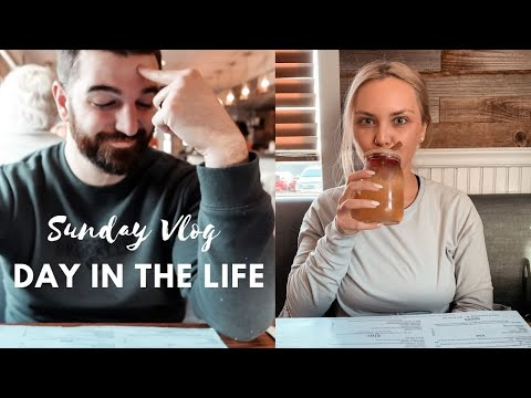 A PRODUCTIVE SUNDAY VLOG: coffee recipe, deep cleaning, & brunch
