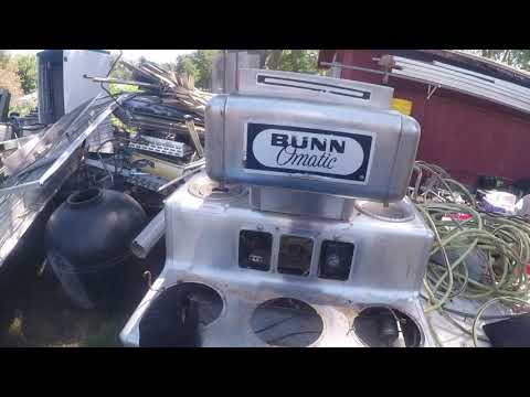 #Micro-Scrapping A Bunn-O-Matic Coffee Pot / Stainless Steel