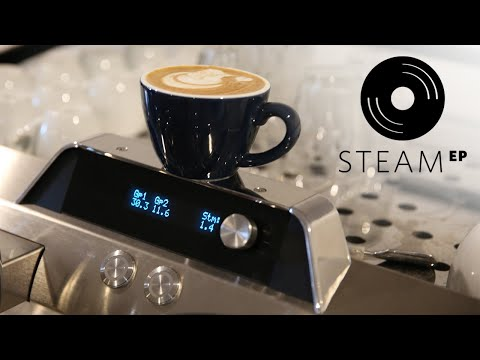 Unboxing and reviewing the Slayer Steam EP Espresso Machine