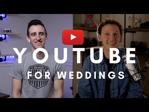 Growing a 6 Figure Wedding Video Business With Youtube + More | John Bunn