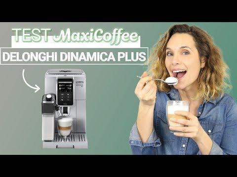 DELONGHI DINAMICA PLUS FEB3795 S   Machine à café automatique   Le Test MaxiCoffee