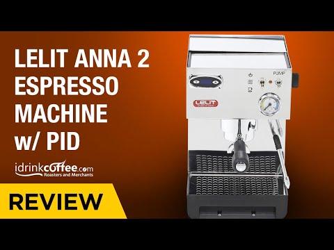 Lelit Anna 2 w/ PID Espresso Machine