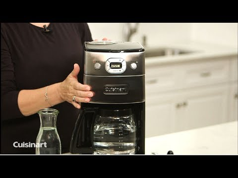 Cuisinart® | How to Clean your Grind and Brew Coffeemaker! DGB-625BC