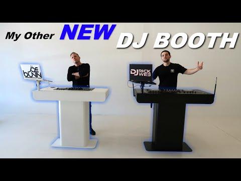 My Custom Bunn Gear Command Center   Mobile DJ Booth @Pioneer DJ DDJ SZ