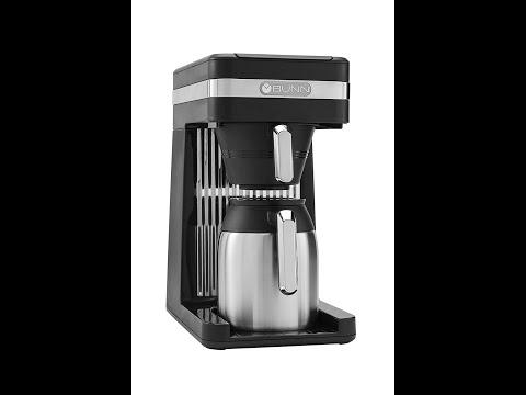 BUNN CSB3T Speed Brew Platinum Thermal Coffee Maker