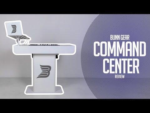 Bunn Gear Command Center (Review) | Mobile DJ Work Station